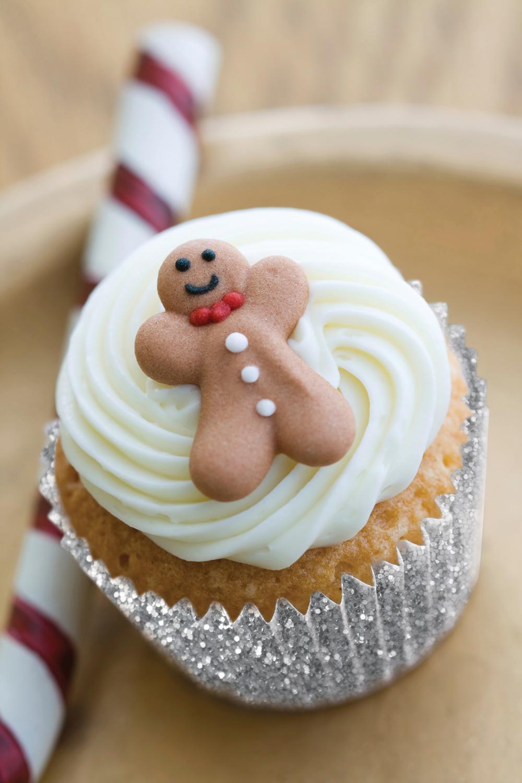 Mini's Ginger Wonderland Cupcakes | FBWorld.com