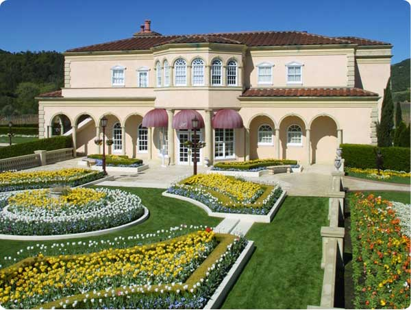ferrari carano winery in sonoma county. Cars Review. Best American Auto & Cars Review