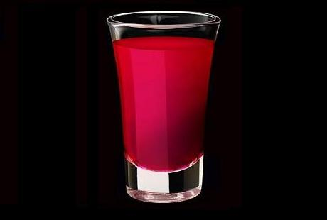 valentine's day cocktails: shot of love stinks | fbworld, Ideas