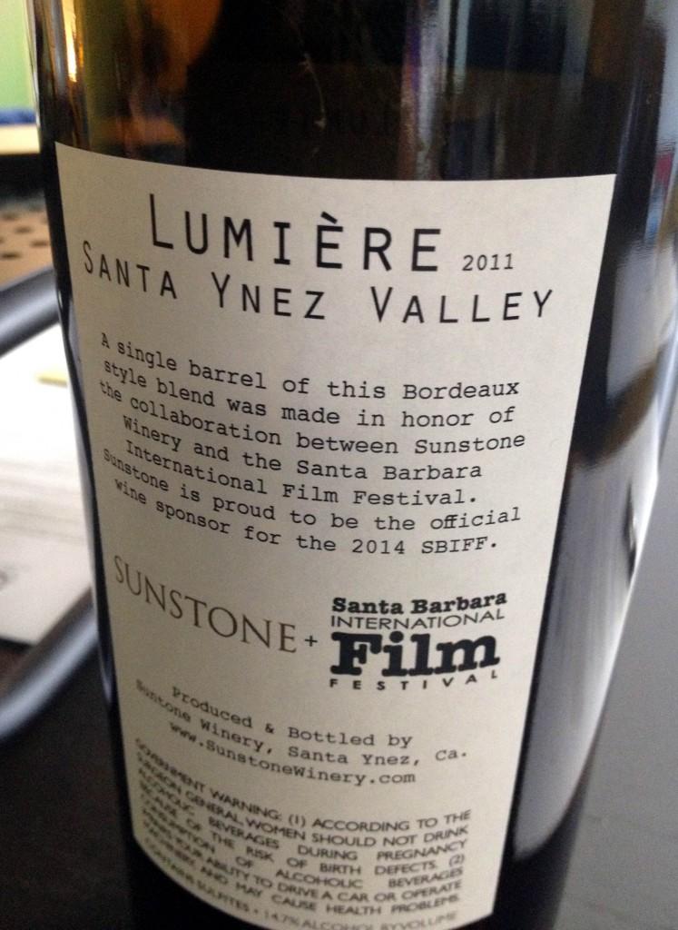 Lumiere Wine