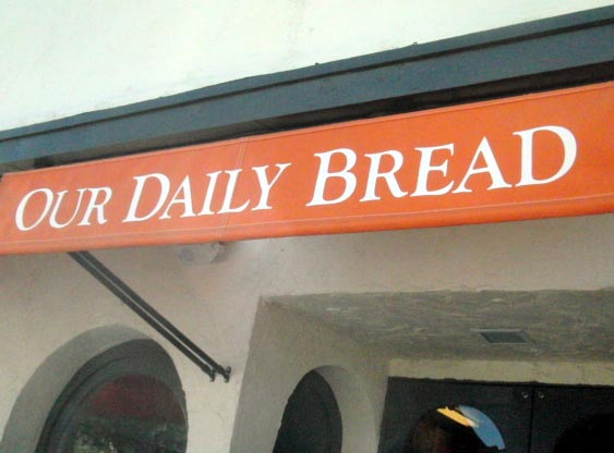 Our Daily Bread Restaurant