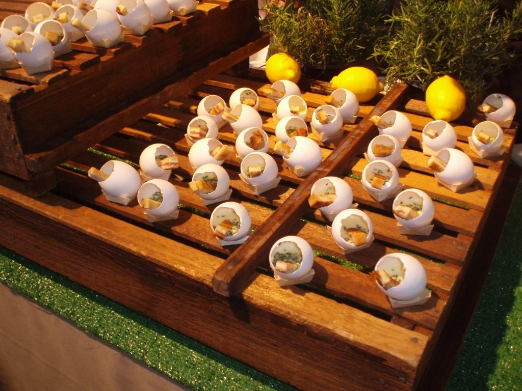 Eggs Hollandaise