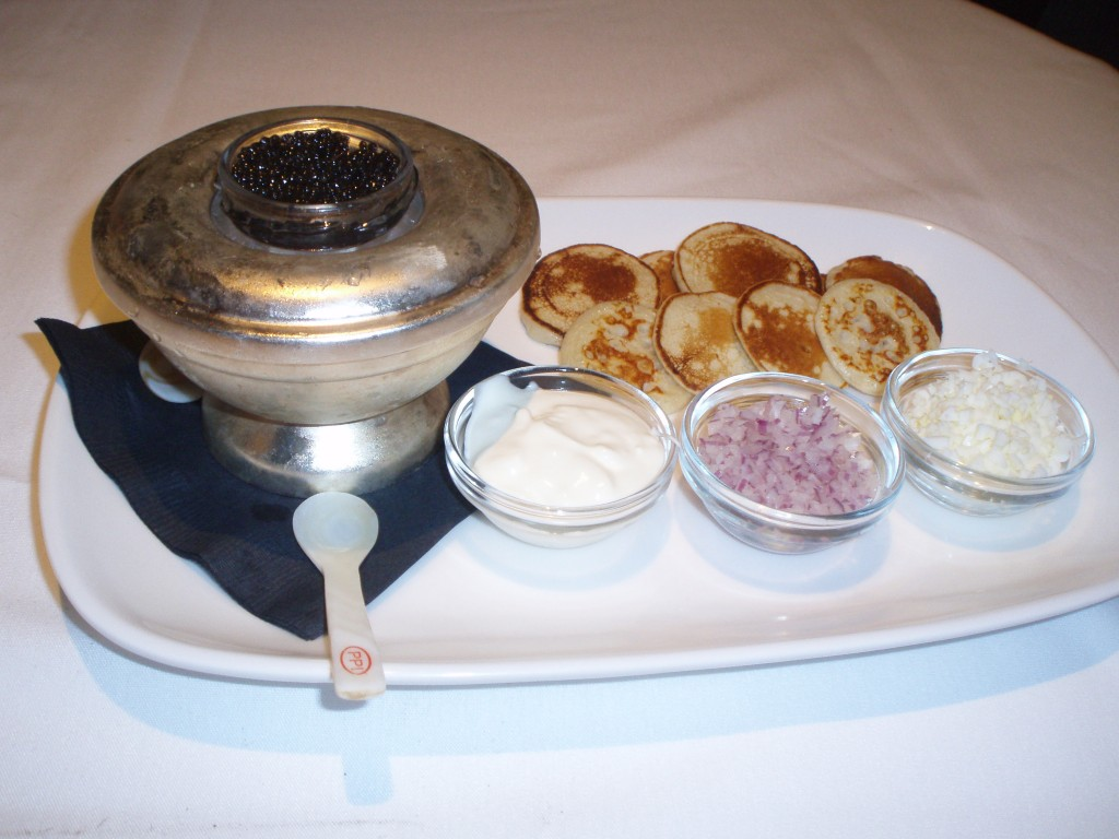 Baeril Siberian Sturgeon Caviar