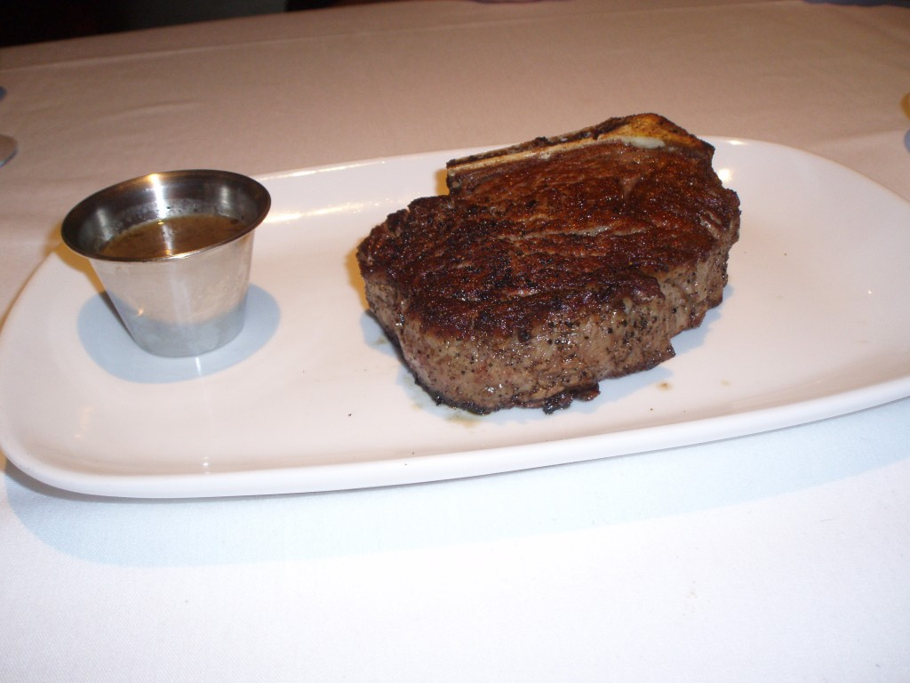 Bone-In Osso Steak