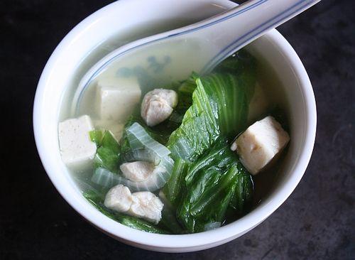 Canh Cai Dau Hu