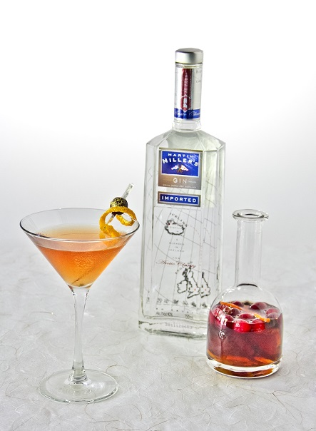 Ruby Spiced Martini - With Bottle