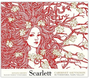 Scarlett-bottle-label-glow
