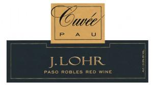 Cuvee PAU label
