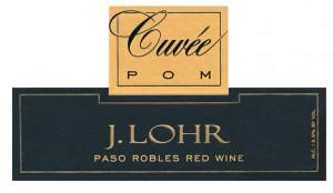 Cuvee POM label