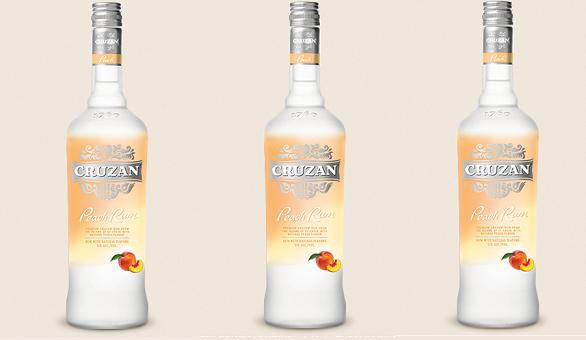 cruzan-peach-rum
