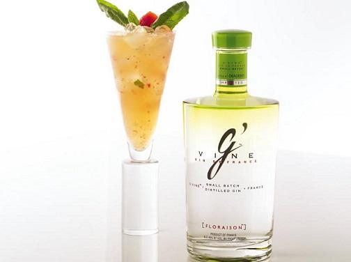 G vine gin-crop
