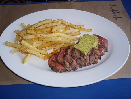 Steak Frittes