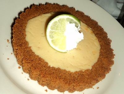 Keylime Cheese Cake Dessert - Wood Ranch Ventura: Down Home Hospitality & Divine BBQ FBWorld.com