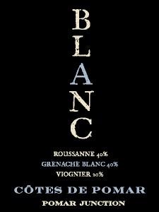 2013 Blanc Blend