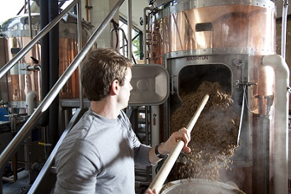 Brewer Kevin Clark Brewing