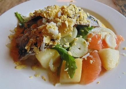 Mundaka Smoked Sardine Salad