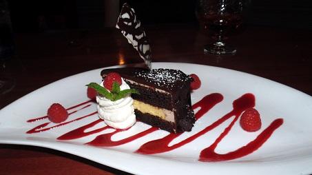 Schooners Dessert
