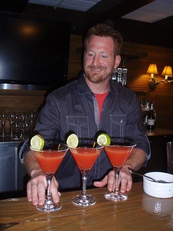 Master Mixologist Ryan Sullivan