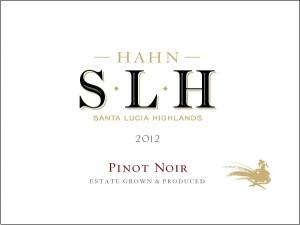 SLH Pinot Noir 2012