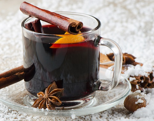 Spiced and Spirited