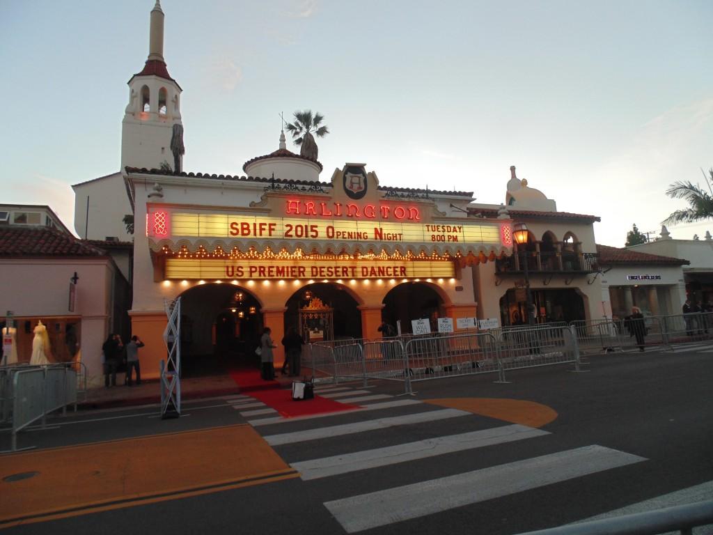 Arlington Theatre Marque