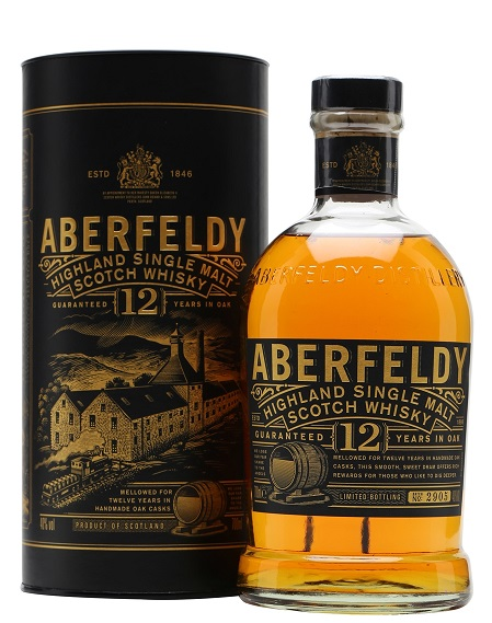 Aberfeldy Scotch