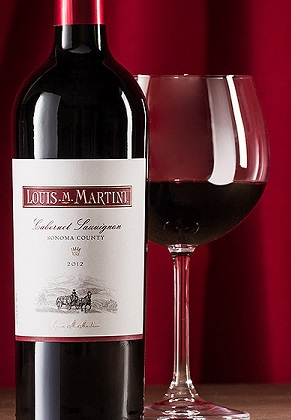 Louis Martini CAB SAUV SON CTY