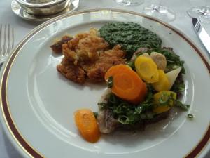 """Tafelspitz"" National Dish of Austria"