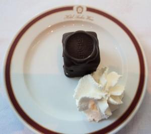 Sacher Torte Dessert
