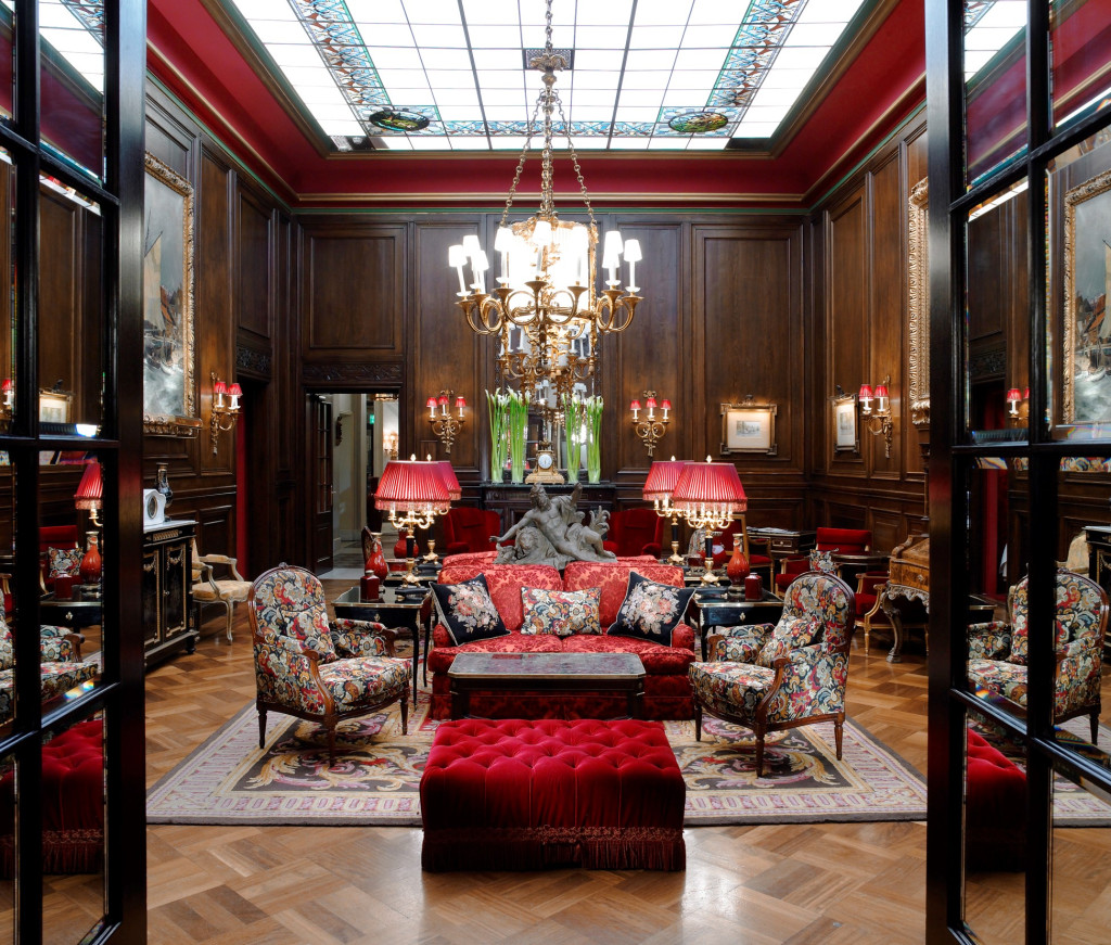 Hotel Sacher Vienna Lobby