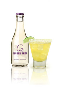 Q Ginger Beer_Ginger Beer Margarita_Bottle