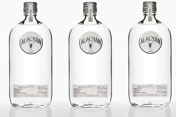 Alacran Cristal Tequila Three Image