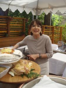 Chef Cristina Ceccatelli Cook