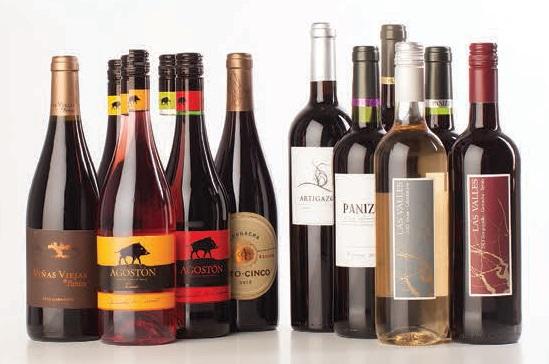 Cariñena wines
