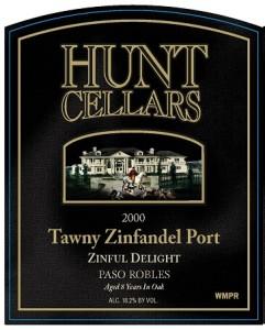 2000 Tawny Zinfandel Port