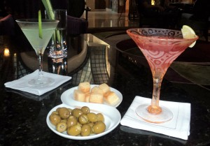 Cocktails in the Lobby Lounge