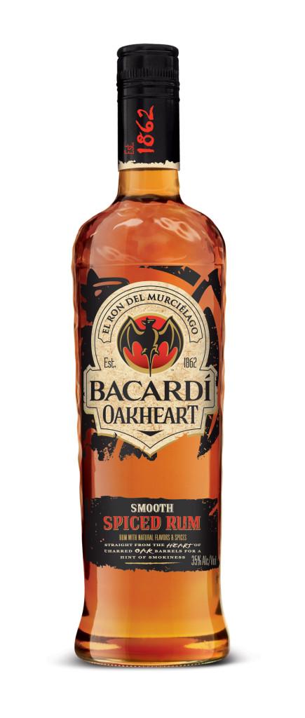Bacardi OakHeart 750mL