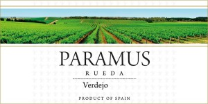 Labels - Paramus Verdejo Non-Vintage Label