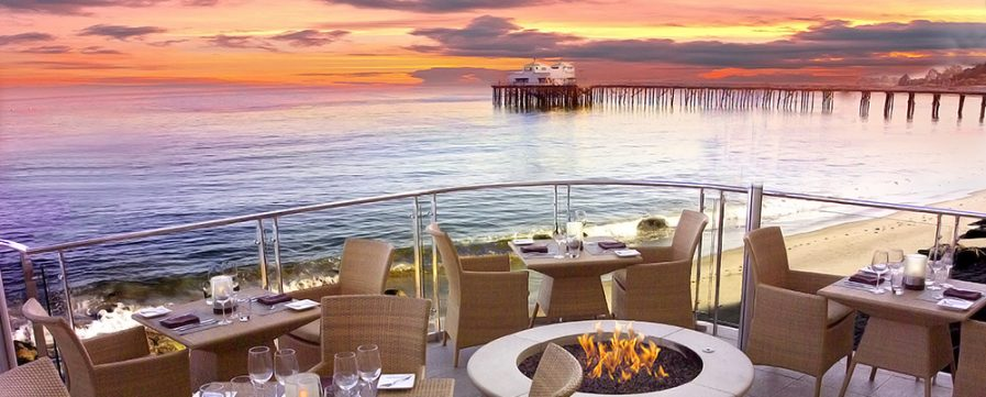 Malibu Beach Inn Carbon Beach Club Ocean View