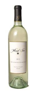 Llano Estacado Winery - Mont Sec Gewurztraminer 2013