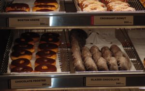 Delicious Dunkin' Donuts