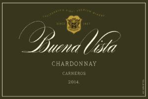 Buena Vista CARNEROS Chard14-AmCan2