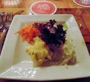 Munich Combination Salad