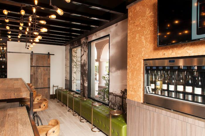 Fess Parker, Double Tree by Hilton Hotel Lobby Wine Bar