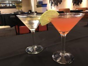 10 Minute Martini and Cosmo