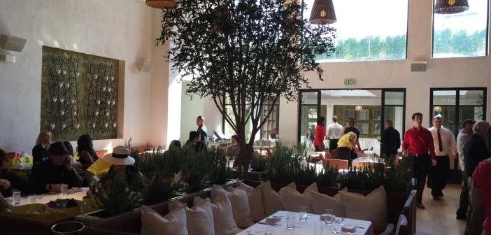 Fig & Olive Restaurant on Melrose