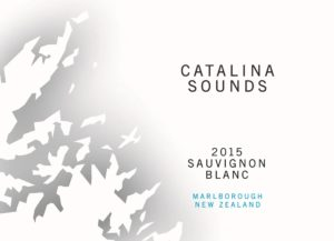 Catalina Sounds Sauv Blanc 2014 USA Regal Wine path