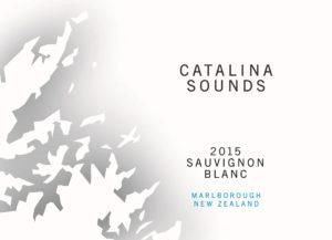 Catalina Sounds Sauv Blanc 2014 USA Regal Wine path