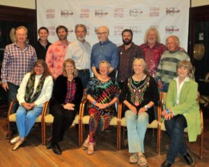 Winemakers & Panelist Participating in Early Years in Wine Country